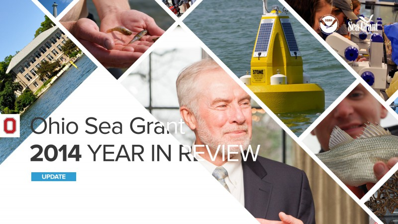 Ohio Sea Grant 2014 Year in Review