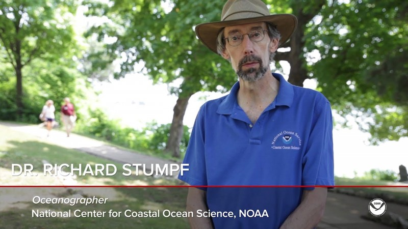 2016 Harmful Algal Bloom Forecast: Dr. Rick Stumpf and Dr. Laura Johnson