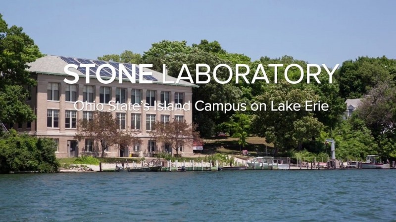 Stone Laboratory Summer Science Classes