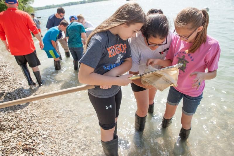 Lake Erie Science Field Trip