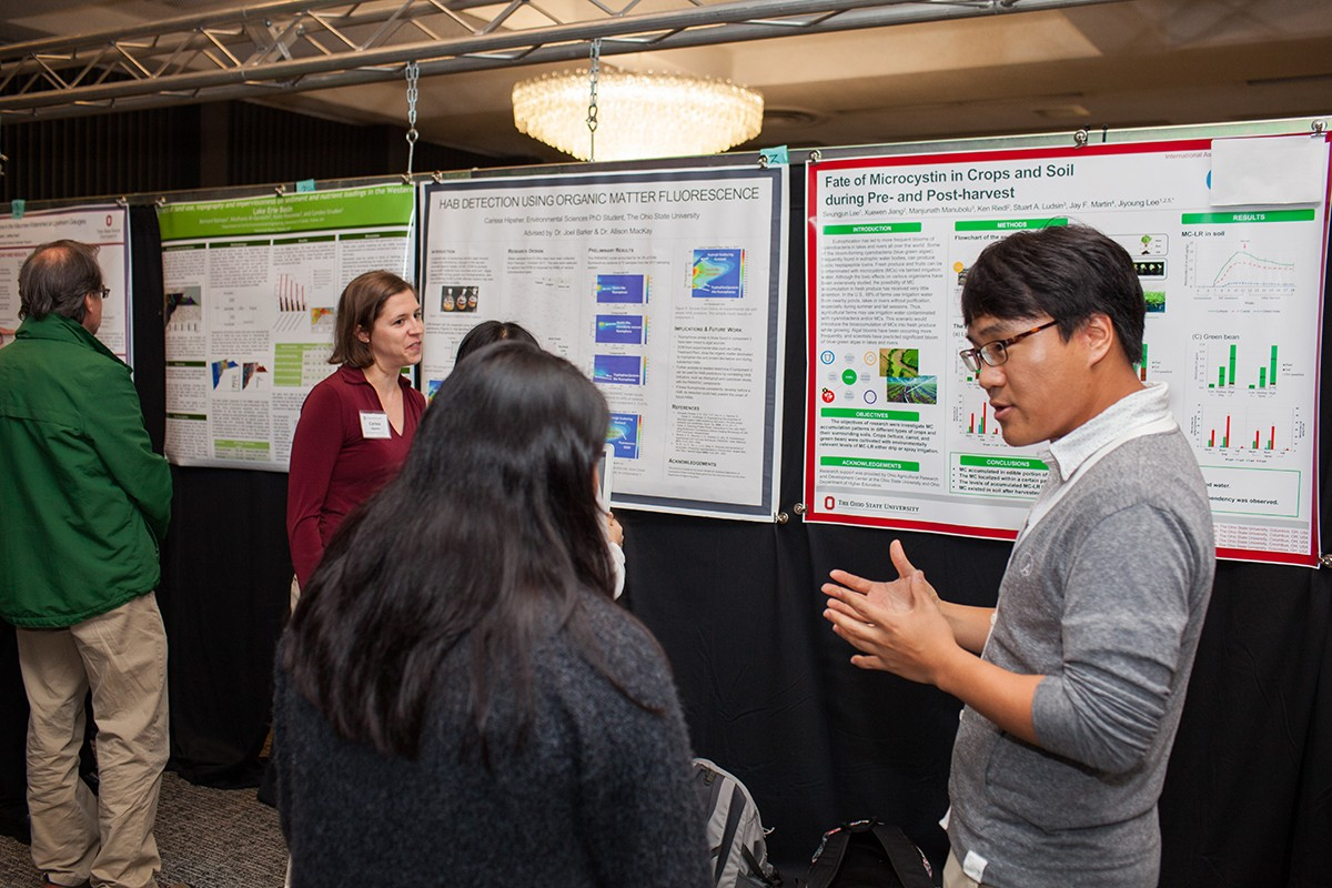 2017 HABs Conferene Poster Session