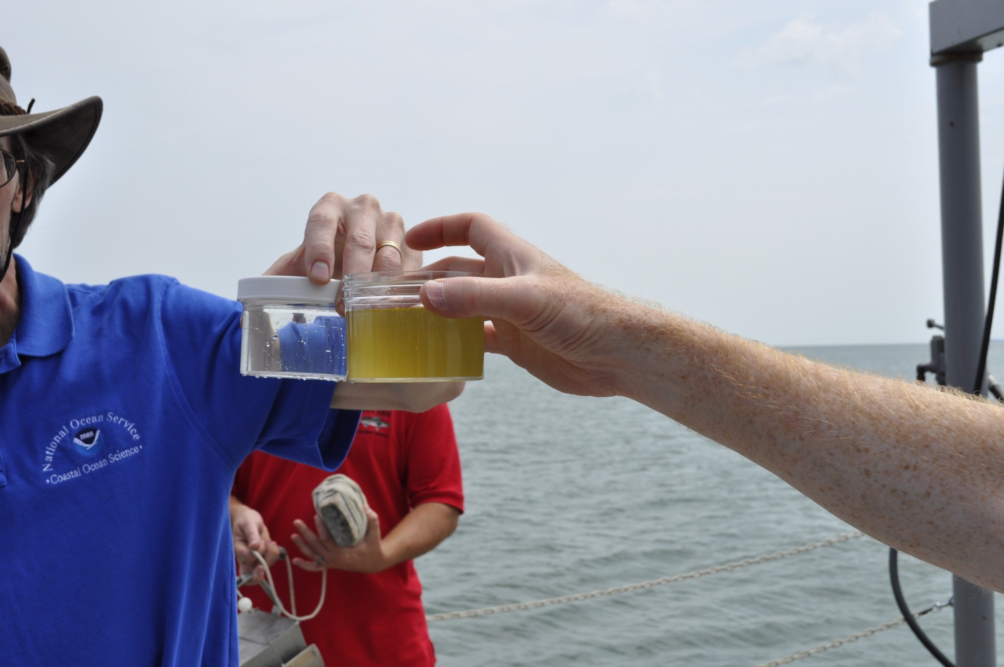 Forecast for Harmful Algal Blooms in Lake Erie 2018