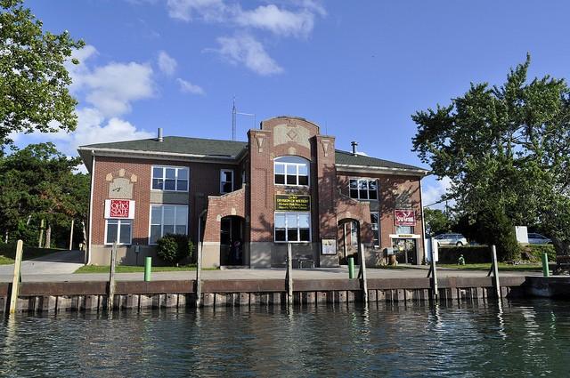 Aquatic Visitors Center