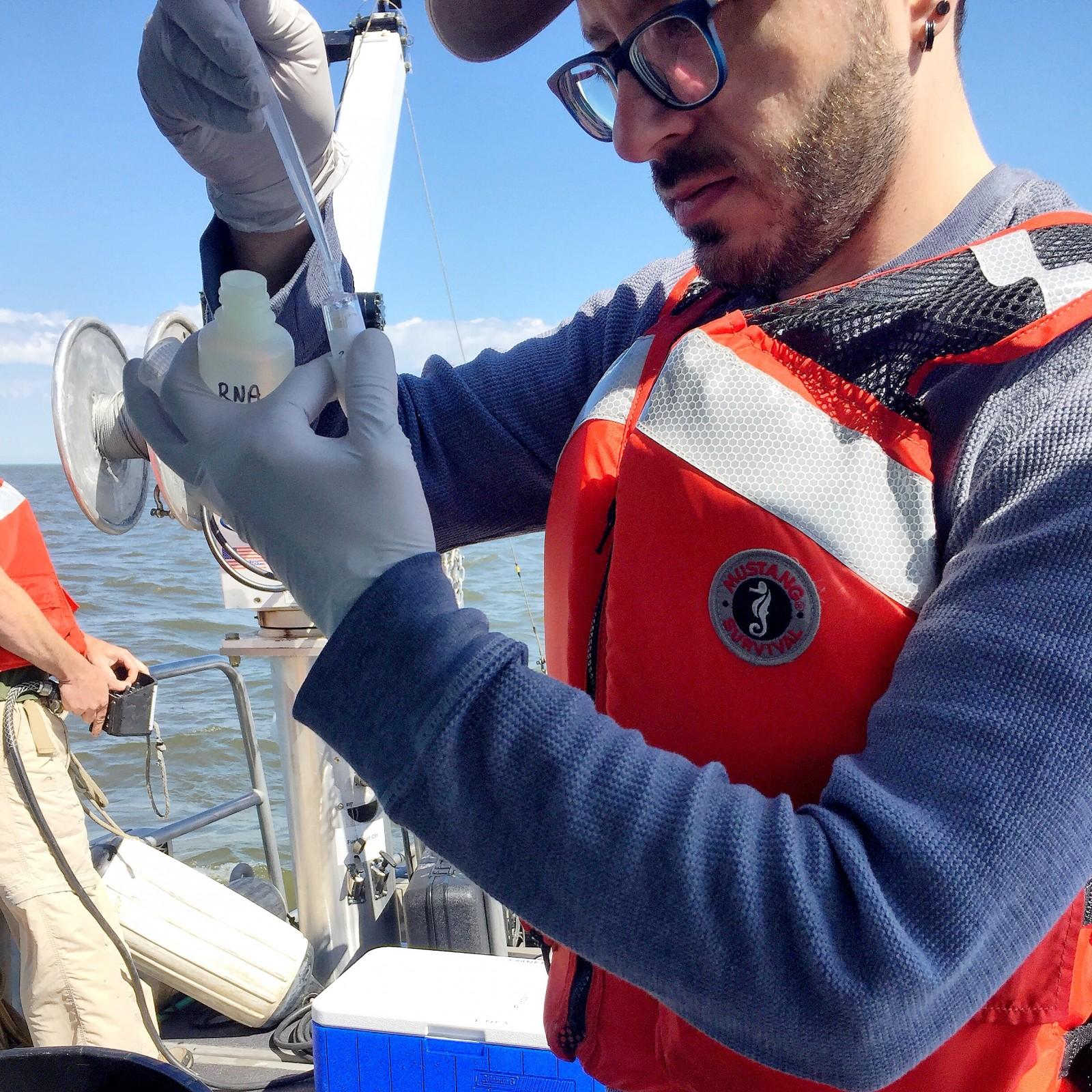 Harmful Algal Bloom Research