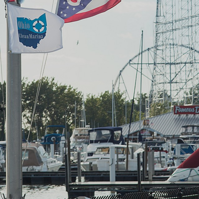 Ohio Clean Marinas and Boater Programs Expand Statewide Through ODNR and Ohio Sea Grant Partnership