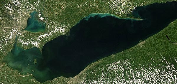 NOAA and Partners Issue 2016 Seasonal Harmful Algal Bloom Forecast from Ohio State's Stone Lab