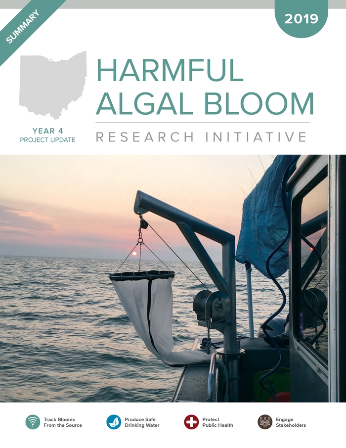 Harmful Algal Bloom Research Initiative Year 4 Report Executive Summary