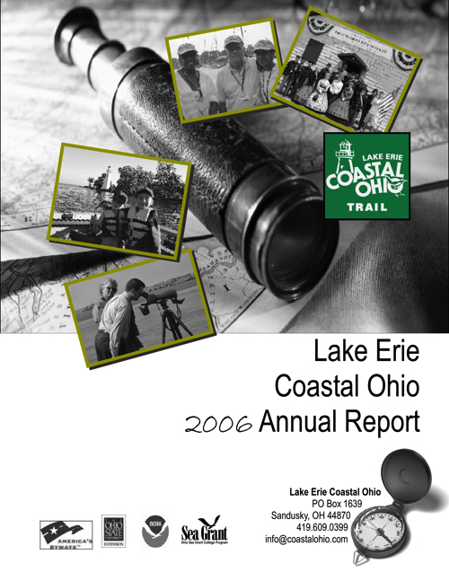 2006 Lake Erie Coastal Ohio Annual Report