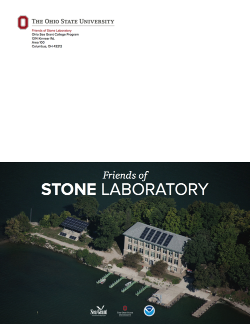 2016 Friends of Stone Laboratory Brochure