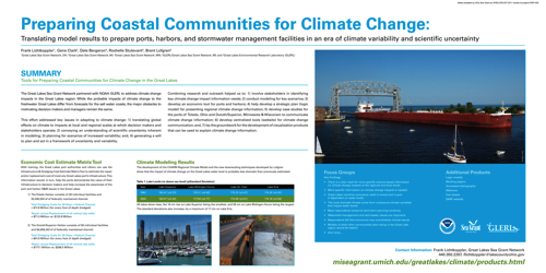 Preparing coastal communities for climate change