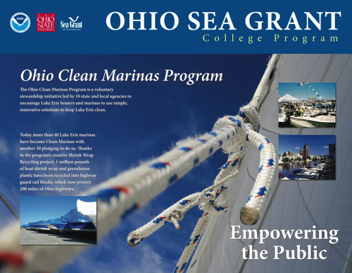 Ohio clean marinas program