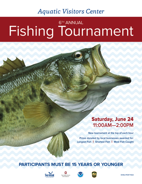 2017 AVC Fishing Tournament Flyer