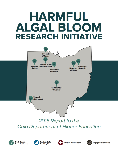 Harmful Algal Bloom Research Initiative 2015 Report