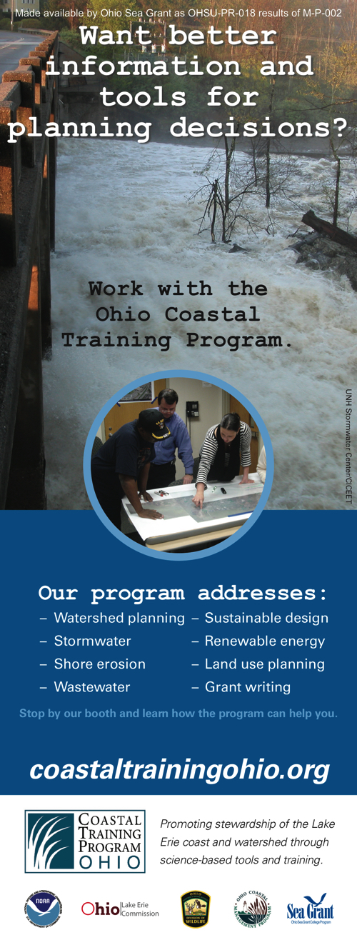 Ohio Coastal Training Program Storm water Conference