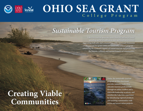Sustainable tourism program