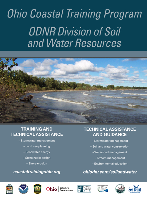 Ohio Coastal Training Program. ODNR Division of Soil and Water Resources