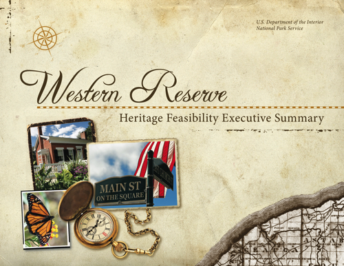 Western Reserve heritage feasibility executive summary