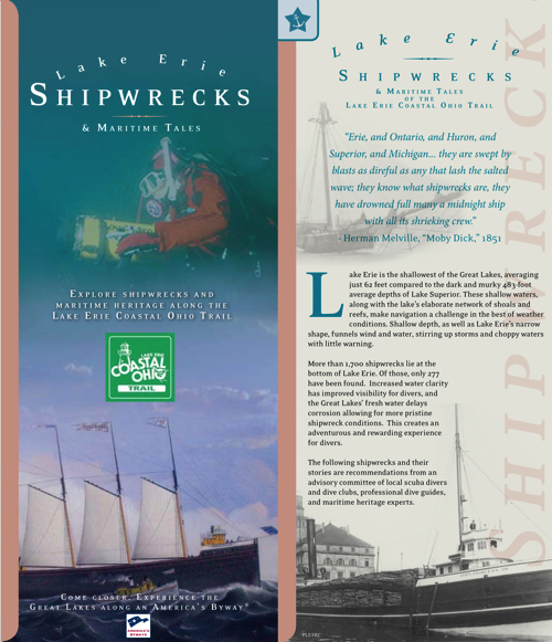 Lake Erie shipwrecks and maritime adventures