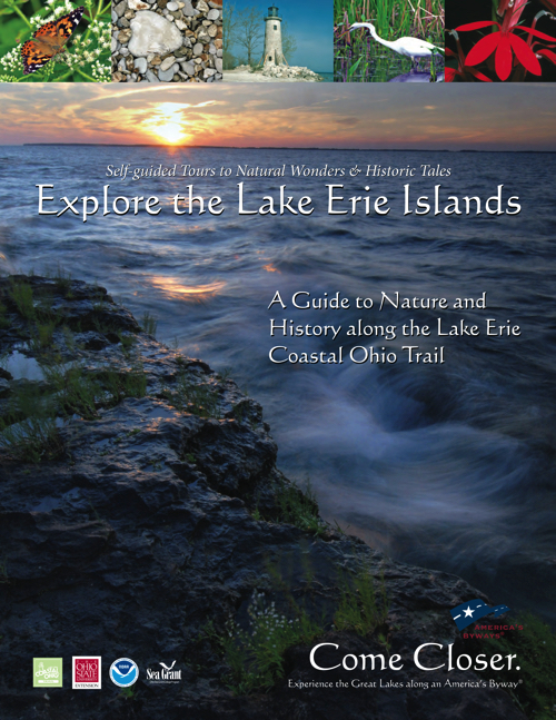 Explore the Lake Erie Islands: A guide to nature and history along the Lake Erie Coastal Trail