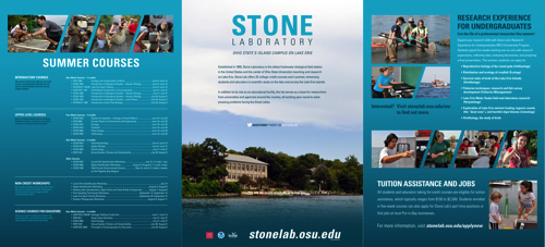 Stone Lab 2013 Educational Display