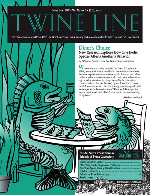 Twine Line: May/June 2002