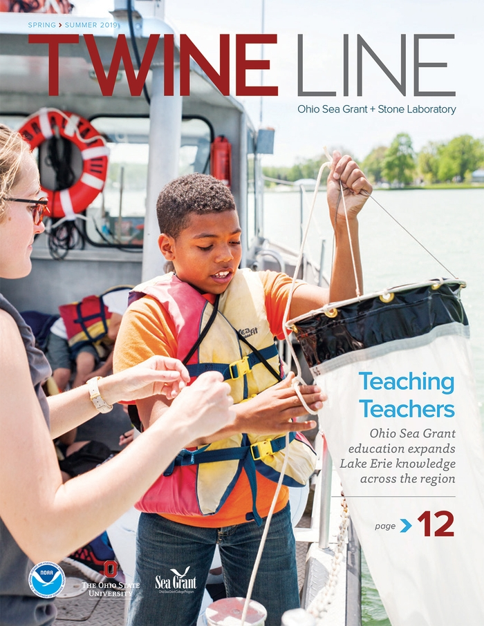 Twine Line Spring/Summer 2019