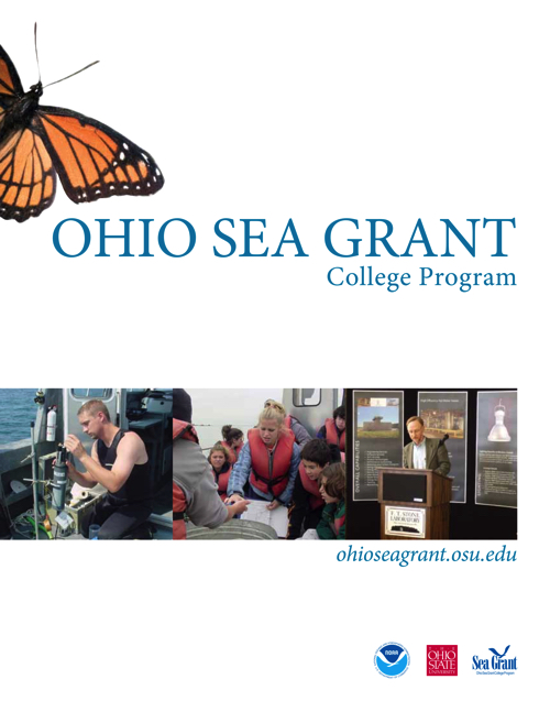 Celebrating 30 Years of Ohio Sea Grant