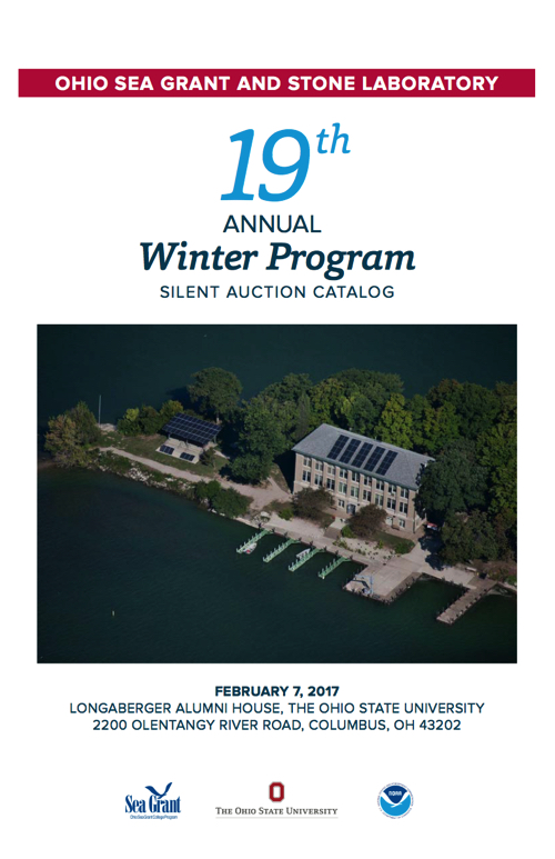 FOSL Winter Program Booklet 2017