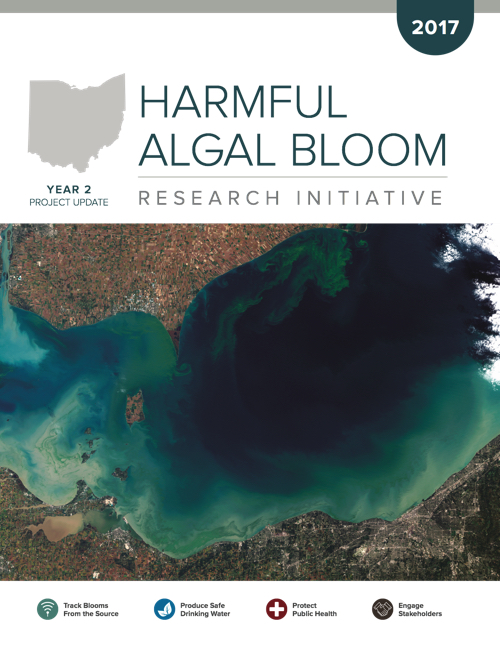 Harmful Algal Bloom Research Initiative Year 2 Report Executive Summary